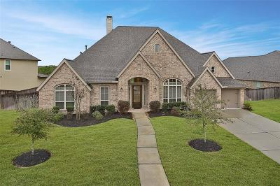 Cypress TX Single Family Home For Sale: $499,000