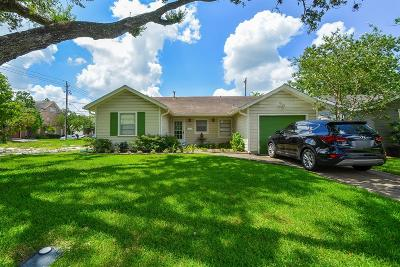 Single Family Home For Sale: 4405 Effie Street