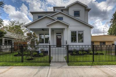 Houston Heights, Houston Heights Annex, Houston Heights, Timbergrove Single Family Home For Sale: 914 Tulane Street