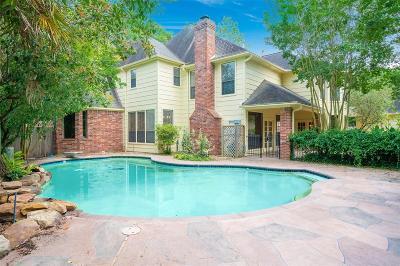 Single Family Home For Sale: 14907 Timberlark Drive