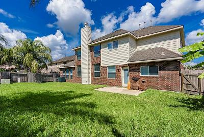 League City, League Single Family Home For Sale: 2525 Harlequin Court