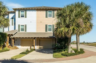 Galveston Condo/Townhouse For Sale: 2823 Mayapan Court