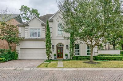 Houston Single Family Home For Sale: 2 Pinewold Circle