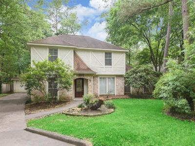 The Woodlands TX Single Family Home For Sale: $225,000