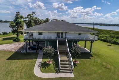 Houston Single Family Home For Sale: 19310 Wallisville Road