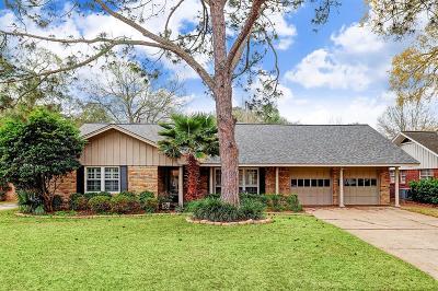 Houston Single Family Home For Sale: 10415 Eddystone Drive