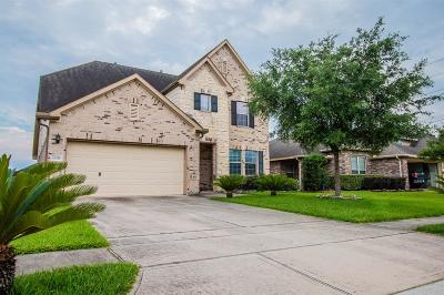 Humble Single Family Home For Sale: 11318 Sandstone Canyon Drive