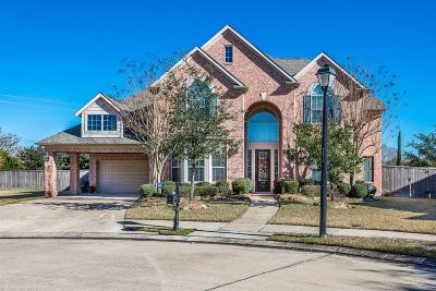 Pearland Single Family Home For Sale: 2101 Verona Drive