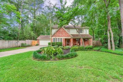 The Woodlands Single Family Home For Sale: 3 Green Blade Lane