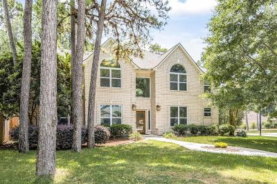 Kingwood Single Family Home For Sale: 2266 Deer Cove Trail