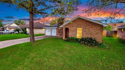 Galveston County, Harris County Single Family Home For Sale: 754 E Amherst Lane