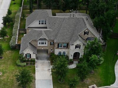 Conroe Single Family Home For Sale: 4 Evanhill Court