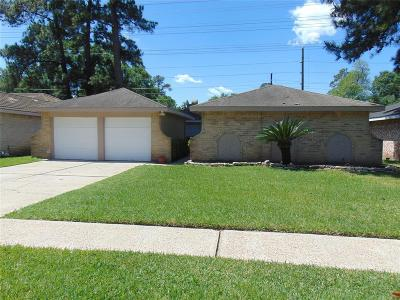 Spring Single Family Home For Sale: 22523 Rockgate Drive