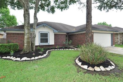 Friendswood Single Family Home For Sale: 4743 Five Knolls Drive