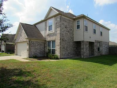 Rosenberg Single Family Home For Sale: 2022 Juniper Dale Drive
