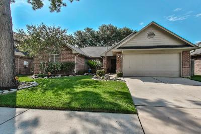 Cypress Single Family Home For Sale: 14430 Cypress Valley Drive
