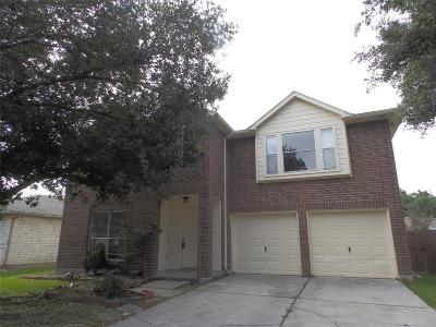 Humble Single Family Home For Sale: 4847 Gypsy Forest Drive