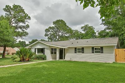 Houston Single Family Home For Sale: 15701 Acapulco Drive