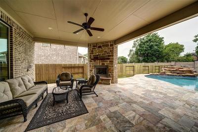 Houston Single Family Home For Sale: 2010 Baker Estates Drive