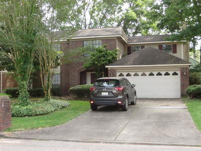 Houston Single Family Home For Sale: 2607 Hidden Garden Drive