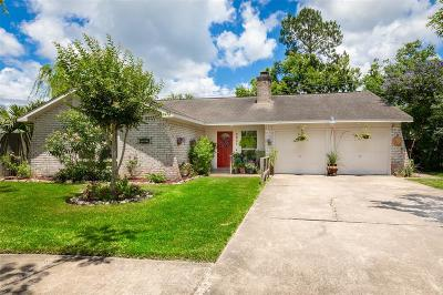 Missouri City Single Family Home For Sale: 2907 Meadowview Drive
