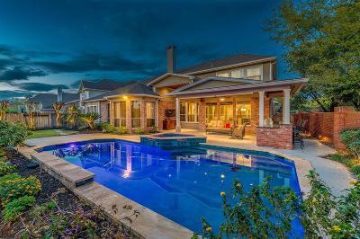 Sugar Land Single Family Home For Sale: 7126 Tessa Lakes Court