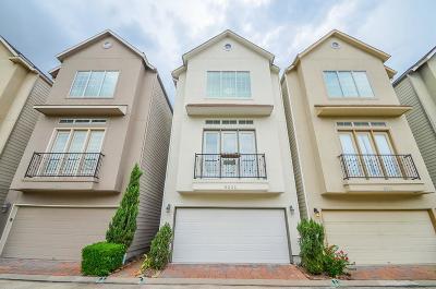 Houston Single Family Home For Sale: 9024 Harbor Hills Drive