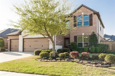 Fort Bend County Single Family Home For Sale: 27215 Cottage Stream Lane