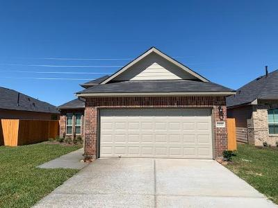Rosharon Single Family Home For Sale: 0004 Victorville Drive