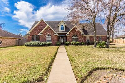 Conroe, Houston, Montgomery, Pearland, Spring, The Woodlands, Willis Single Family Home For Sale: 3409 Windsor Court