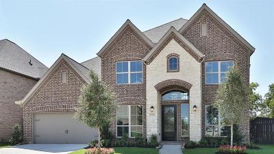 Richmond Single Family Home For Sale: 3919 Tarragon Bend Drive