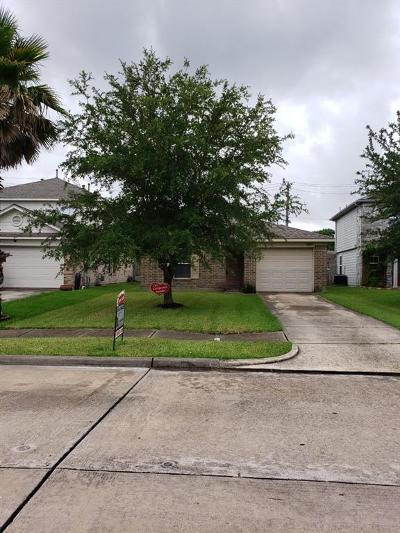Channelview Single Family Home For Sale: 14834 Welbeck Drive