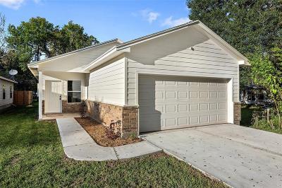Santa Fe Single Family Home For Sale: 11824 24th Street