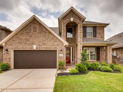 League City Single Family Home For Sale: 4808 Lorca Lane