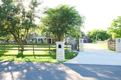 Friendswood Single Family Home For Sale: 1504 Falling Leaf Drive