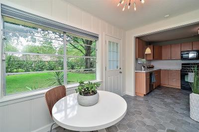 Houston Single Family Home For Sale: 2030 Saxon Drive