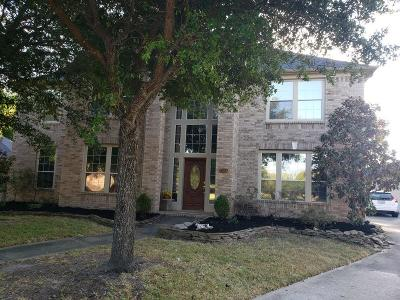 Humble TX Single Family Home For Sale: $250,000