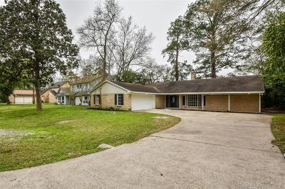 Conroe TX Single Family Home For Sale: $199,990