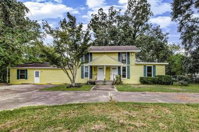 Pasadena Single Family Home For Sale: 5227 Oak Avenue
