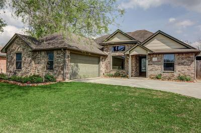 Willis Single Family Home For Sale: 12678 Ridgecrest Drive
