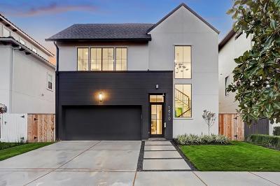 Houston Single Family Home For Sale: 1610 Morse Street