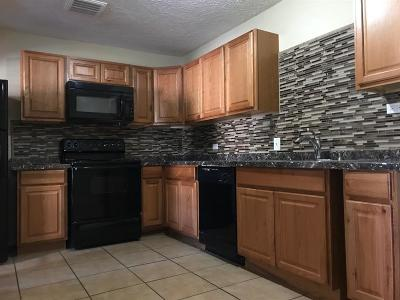Katy TX Single Family Home For Sale: $145,000