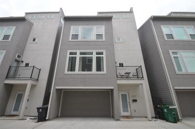 Houston Single Family Home For Sale: 3216 Polk Street