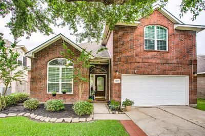 Pearland Single Family Home For Sale: 1019 Beckton Lane