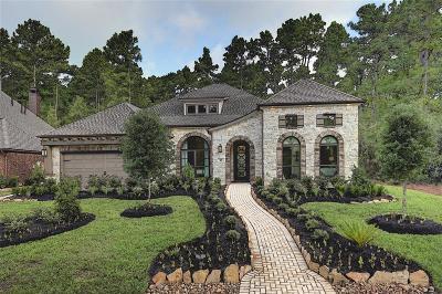 Willis Single Family Home Pending: 311 Stone Pillar Court
