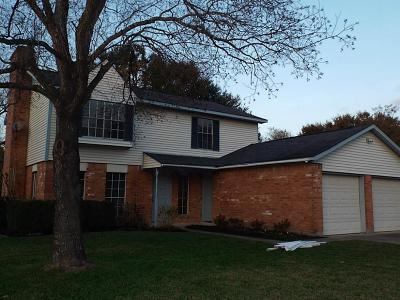 Katy TX Single Family Home For Sale: $164,900