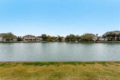 Missouri City Single Family Home For Sale: 2711 Lakeside Village Drive