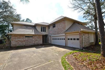Missouri City Single Family Home For Sale: 2915 Hampton Drive