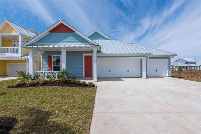 Galveston County Single Family Home For Sale: 5122 Brigantine Cay Court