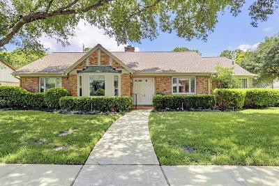Houston Single Family Home For Sale: 5651 Indigo Street